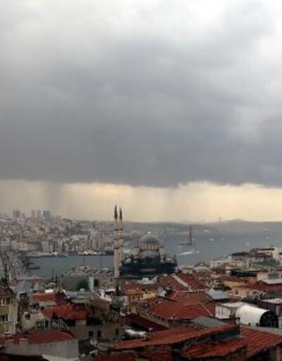 Hava durumu 26 Haziran: İstanbul için mevzi sağanak yağış uyarısı