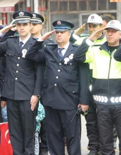 Polis Teşkilatının 174'üncü Kuruluş Yıldönümü Susurluk'ta kutlandı