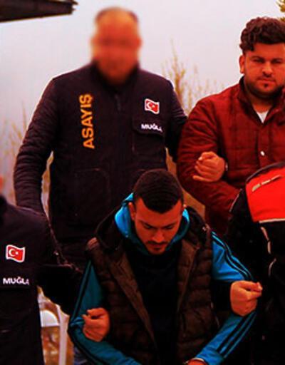 497 bin liralık dolandırıcılık yapan 4 şüpheli tutuklandı