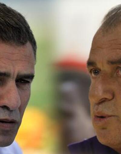 Ersun Yanal ile Fatih Terim 6 yıl sonra karşı karşıya