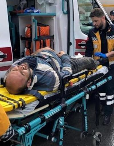 Sakarya'da TEM'de zincirleme kaza: 5 yaralı