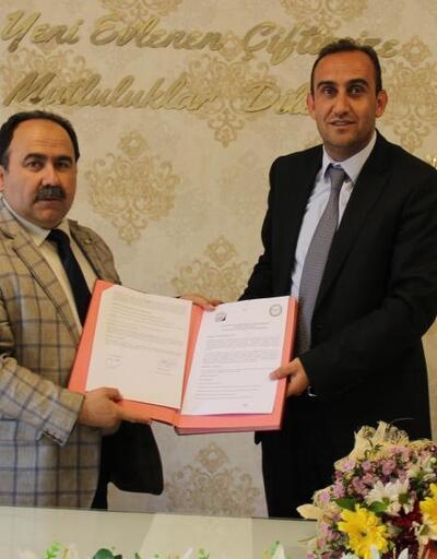 İncesu'da 'sosyal denge tazminatı' sözleşmesi yapıldı