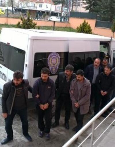 Amasya'da, 2 FETÖ şüphelisine tutuklama