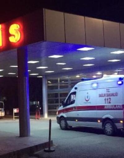 Top oynayan çocuk, düşen tabancanın ateş almasıyla yaralandı