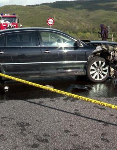 Bulgaristan'da Türk partisinin lideri trafik kazası geçirdi