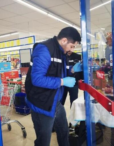 Sultanbeyli'de silahlı market soygunu