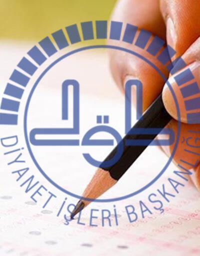 Diyanet Sınavı soru ve cevapları yayınlandı! DİB MBSTS 2019 cevapları