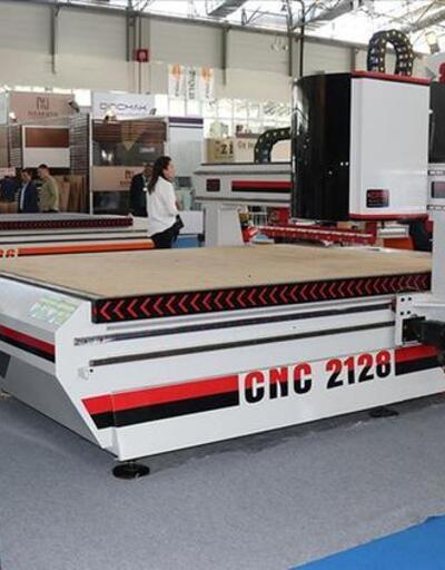 Türkiye'den 60 ülkeye ağaç işleme makinesi ihracatı