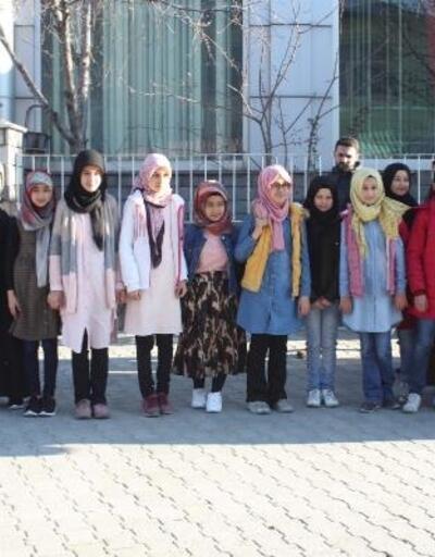 Adıyamanlı öğrenciler Şanlıurfa'yı gezdi