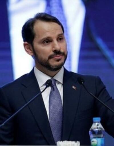 """Bakan Berat Albayrak'tan """"10 Kasım"""" mesajı"""