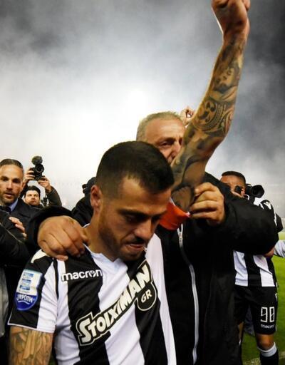 PAOK 34 yıl sonra şampiyon oldu