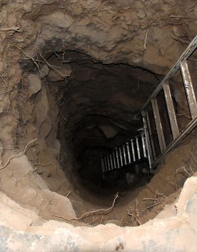 Kiraladıkları evden medresenin altına kazı yapan 2 kişi yakalandı