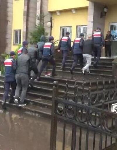 Artvin'de jandarmadan uyuşturucu operasyonu: 4 tutuklama