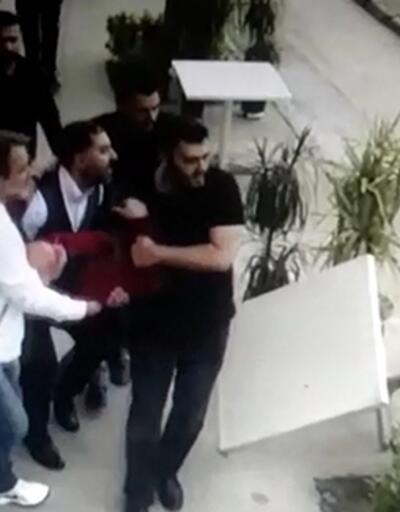 Sokak ortasında tartıştığı kişiye kurşun yağdırdı