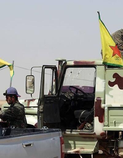 Terör örgütü YPG/PKK yabancı teröristlerden yeni oluşum kurdu!