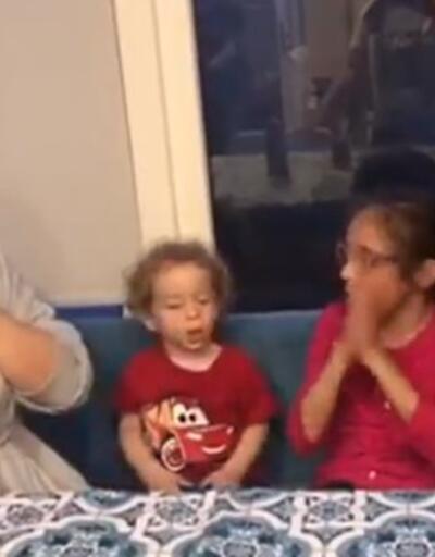 Ceyda Düvenci ve ailesinin eğlenceli halleri