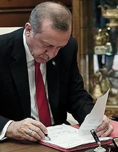 Erdoğan'ın imzaladığı genelge Resmi Gazete'de yayımlandı