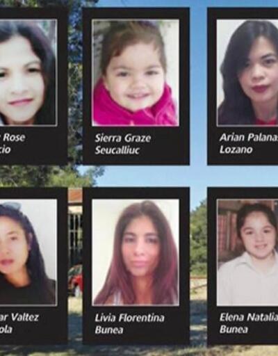 Güney Kıbrıs'a seri katil şoku