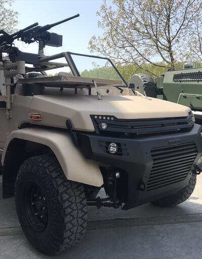 Türk zırhlısı özel görevlere hazır