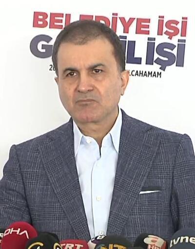 AK Parti Sözcüsü Ömer Çelik: Cumhurbaşkanımız tek tek görüşecek