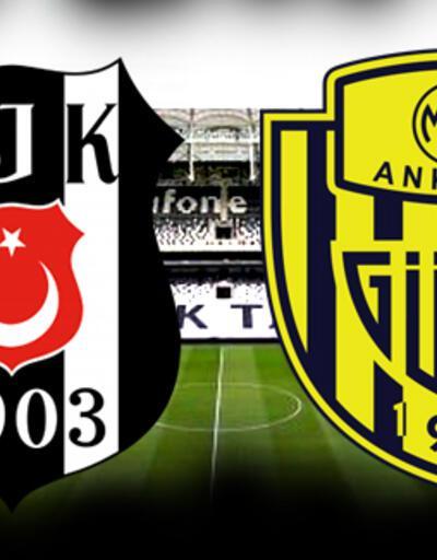 Beşiktaş zirve yarışında... Beşiktaş, Ankaragücü maçı saat kaçta, hangi kanalda?