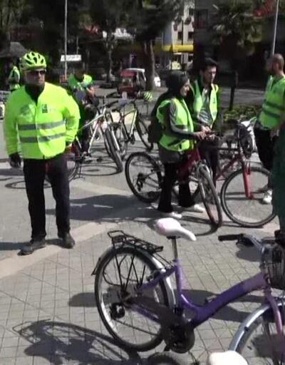 9. Yeşilay Bisiklet Turu Zonguldak'ta da gerçekleştirildi