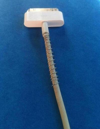 Fişe takmadan önce şarj kablonuza bunu yapın
