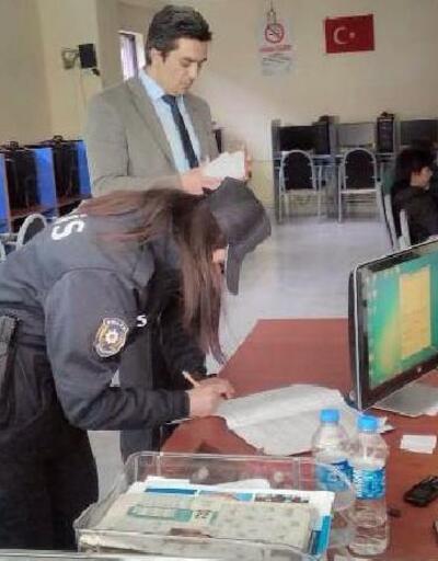 Turhal'da internet kafeler denetlendi