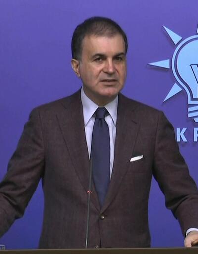 AK Parti Sözcüsü Ömer Çelik: Biz seçilmiş idarecilerden yanayız ve darbelere karşıyız