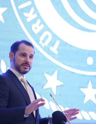 Bakan Albayrak: Ekonomik büyüme modelimizin başarısı için yoğun iletişim halinde olacağız