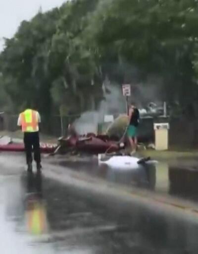 Hawaii'de helikopter düştü 3 ölü