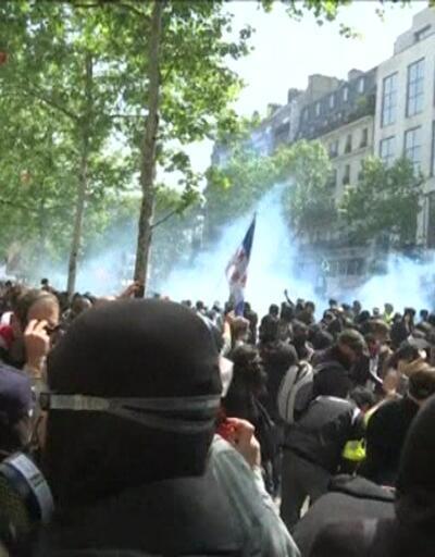 Fransa'da 1 Mayıs Bayramı
