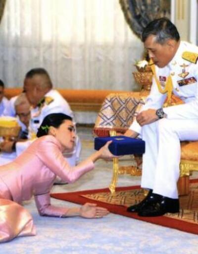 Tayland'da sürpriz düğün