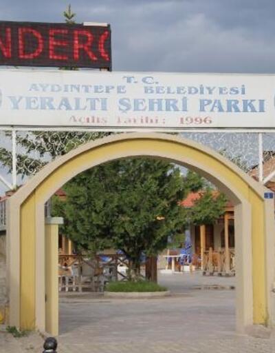 Aydıntepe Yeraltı Şehri ziyaretçilerini bekliyor
