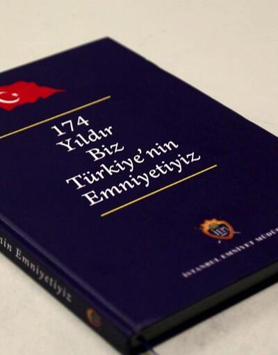 İEGM'den 174. yıl kitabı
