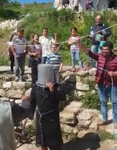 Çal'da yüzyıllardır süren yağmur duası geleneği