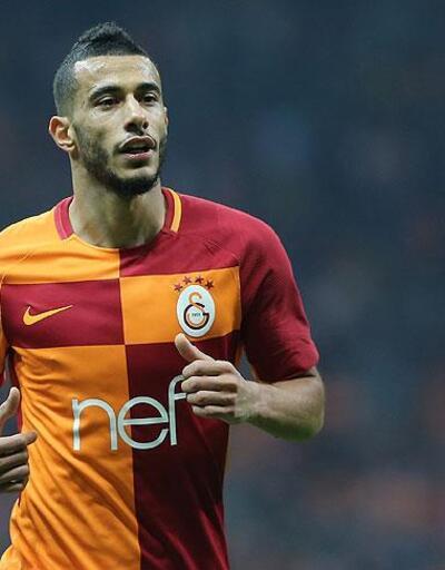 Galatasaray'da Belhanda cezalı duruma düştü