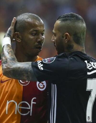 Galatasaray 2-0 Beşiktaş / Maç Özeti