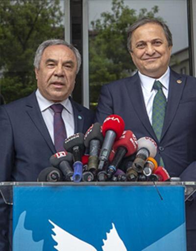 CHP'den DSP'ye 'İstanbul seçimi' ziyareti