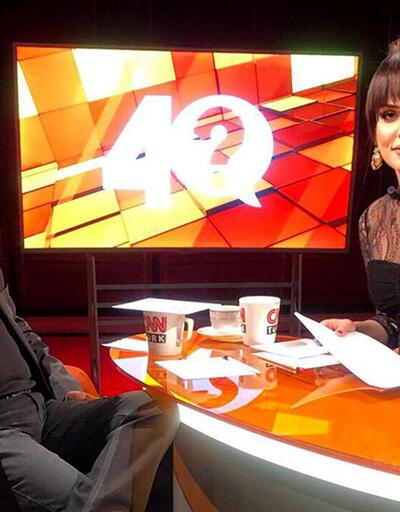Yönetmen Osman Sınav, merak edilenleri Buket Aydın ile 40'ta anlattı