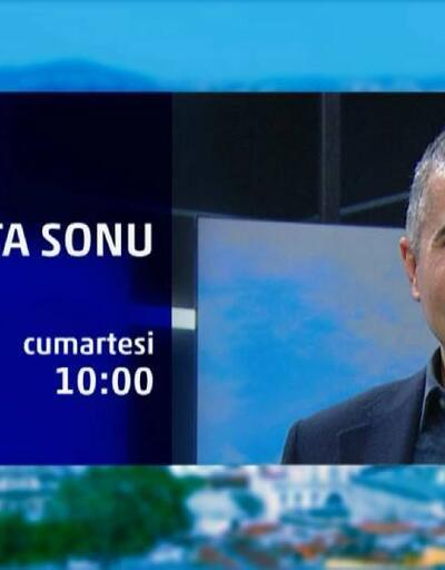 Bakan Murat Kurum, Türkiye'deki deprem hazırlıkları, kentsel dönüşüm ve Kanal İstanbul'daki son durumu Hafta Sonu'nda anlatıyor