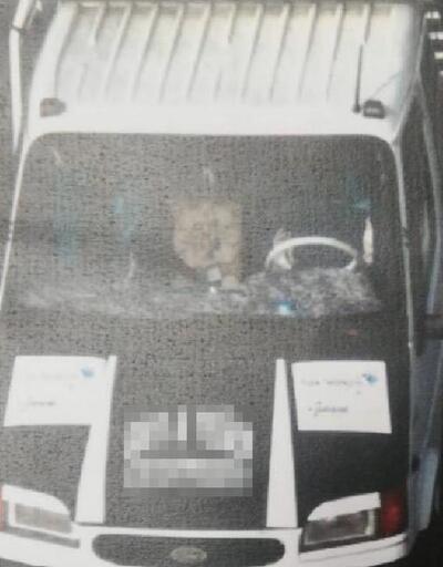 Kablo hırsızları güvenlik kameralarına yakalandı