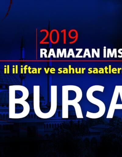 Bursa iftar saatleri 2019 - Diyanet Bursa akşam ezanı vakti