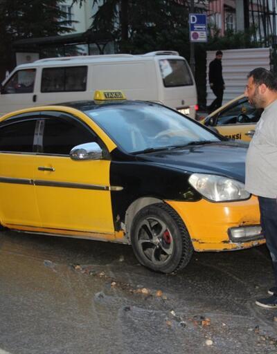 Malatya'da kanalizasyon borusu patladı