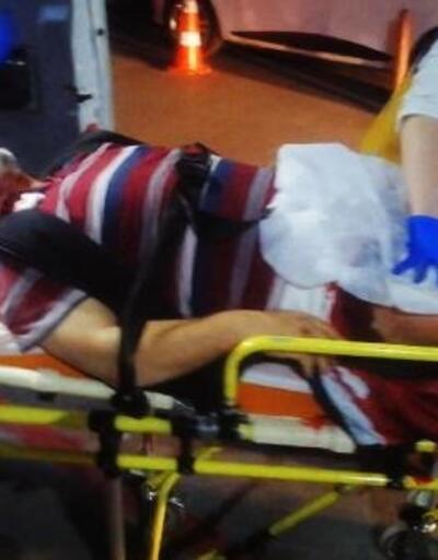 'Yan baktın' kavgasında tabancayla vurulan 2 kardeş yaralandı