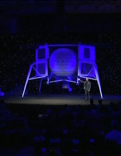 Amazon'dan uzay açılımı