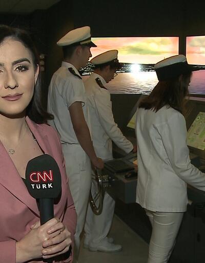 Okul sıralarında kaptanlığa hazırlanıyorlar