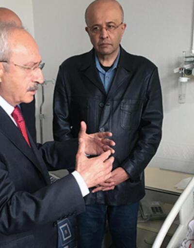 Kılıçdaroğlu Yeniçağ yazarını ziyaret etti