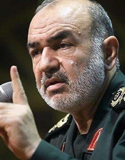 İran Devrim Muhafızları Komutanı Selami: ABD İran'a savaş başlatacak güç ve cesarete sahip değil