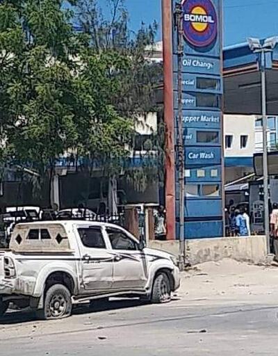 Somali'de Türk mühendise suikast